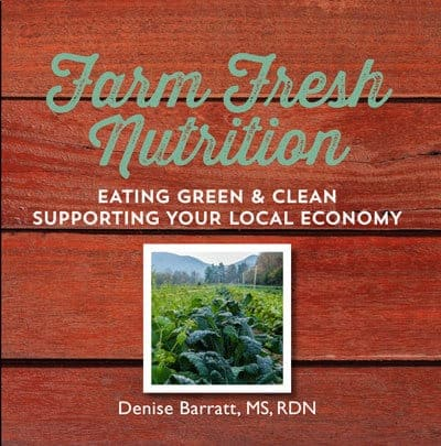 Farm Fresh Nutrition book