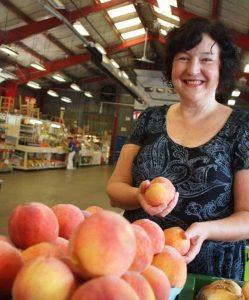 Denise farmers market