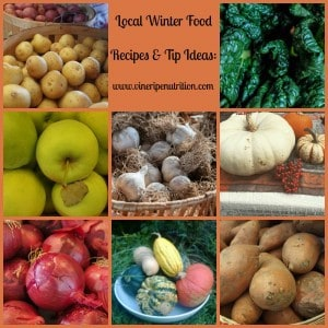 local food winter