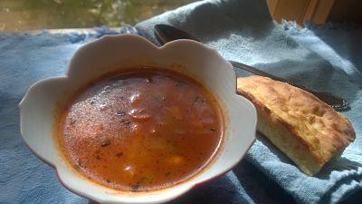 Grandma Ida's soup