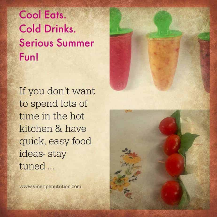 Cool Eats Cold Drinks