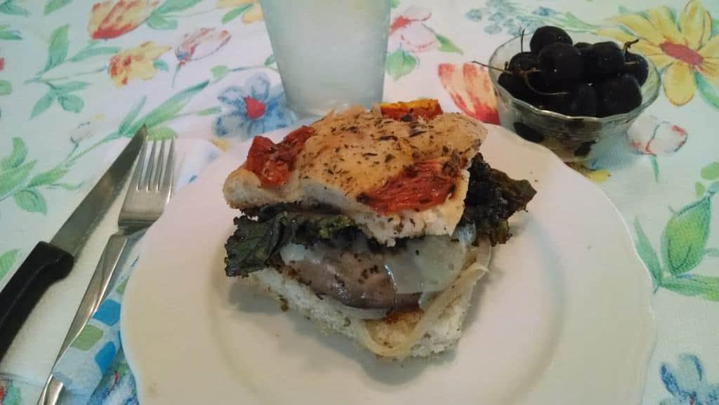 Maria bella burger