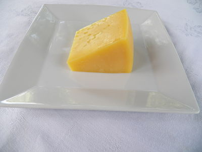 Although hard cheese is made from dairy products, it is not a high source of fodmaps.