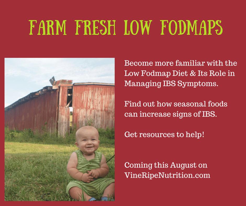 farm fresh fodmaps