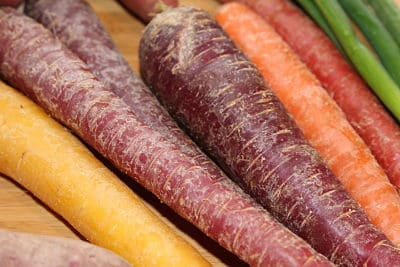 You can make a lot of tasty and healthy things with carrots!