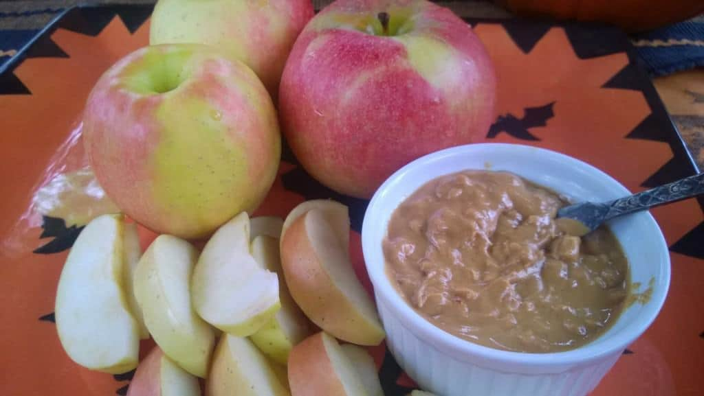 Apple and Dip