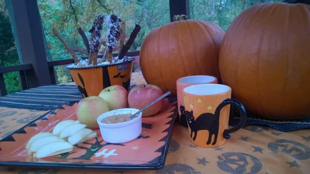 An array of Halloween Treats!