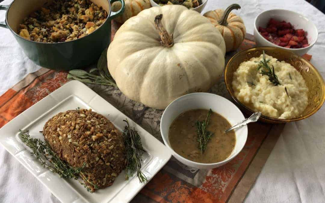 Holiday Survival: Thanksgiving Recipe & Menu Ideas