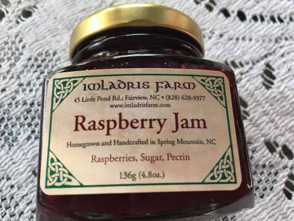 For some jam that makes you feel heaven on earth try some from Imlardis Farm!