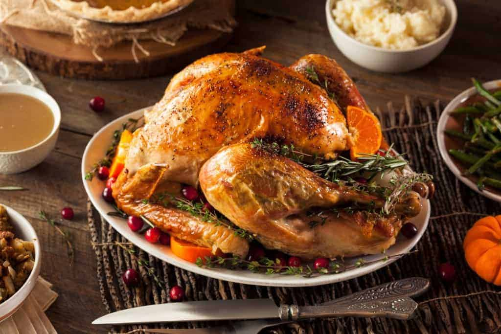 Most people want turkey on Thanksgiving. Make it a clean and ethical choice.
