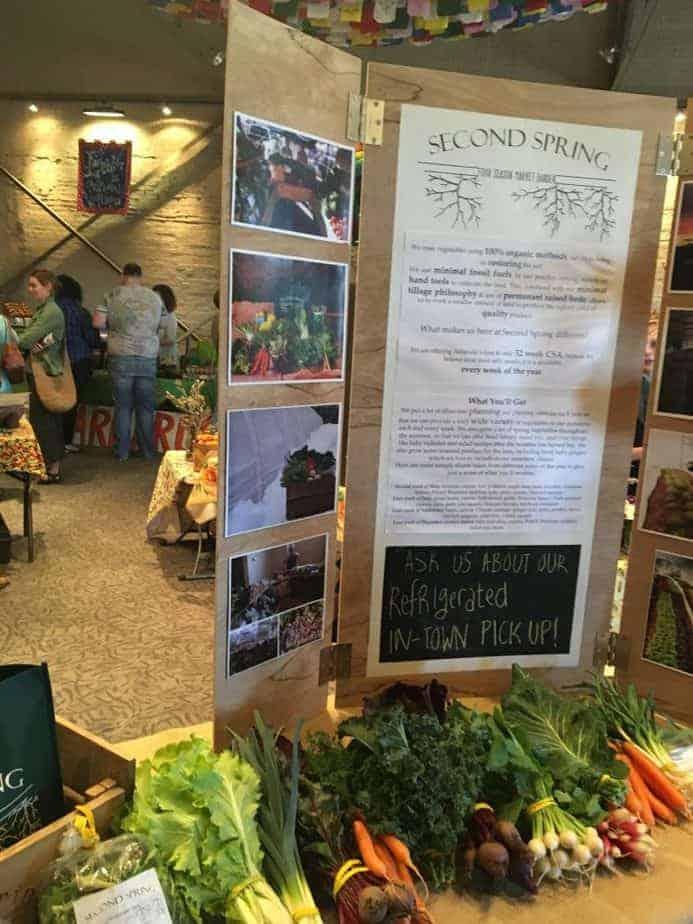 Second Spring Market Garden