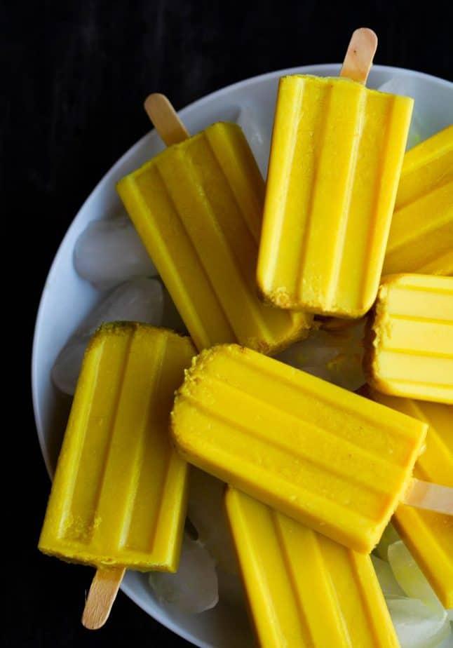 Golden Popsicles
