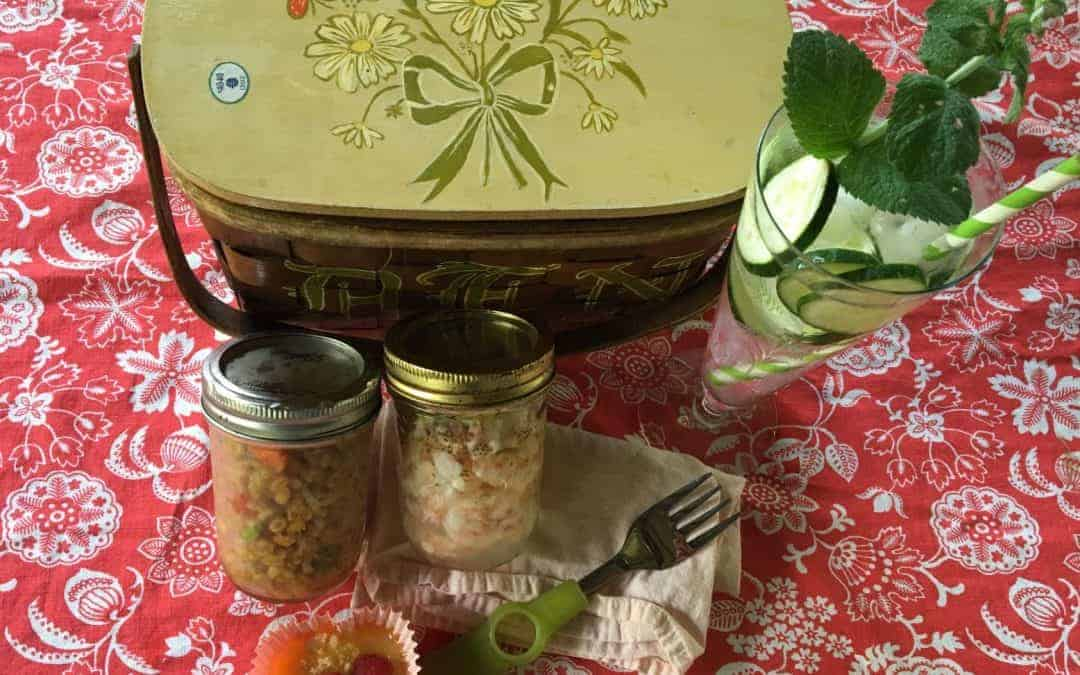 Healthy Meal Idea for a Summer Picnic