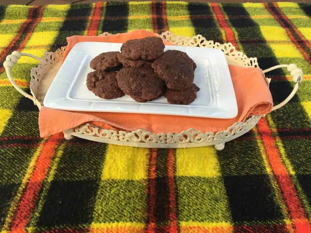 Double Chocolate Beet Cookies