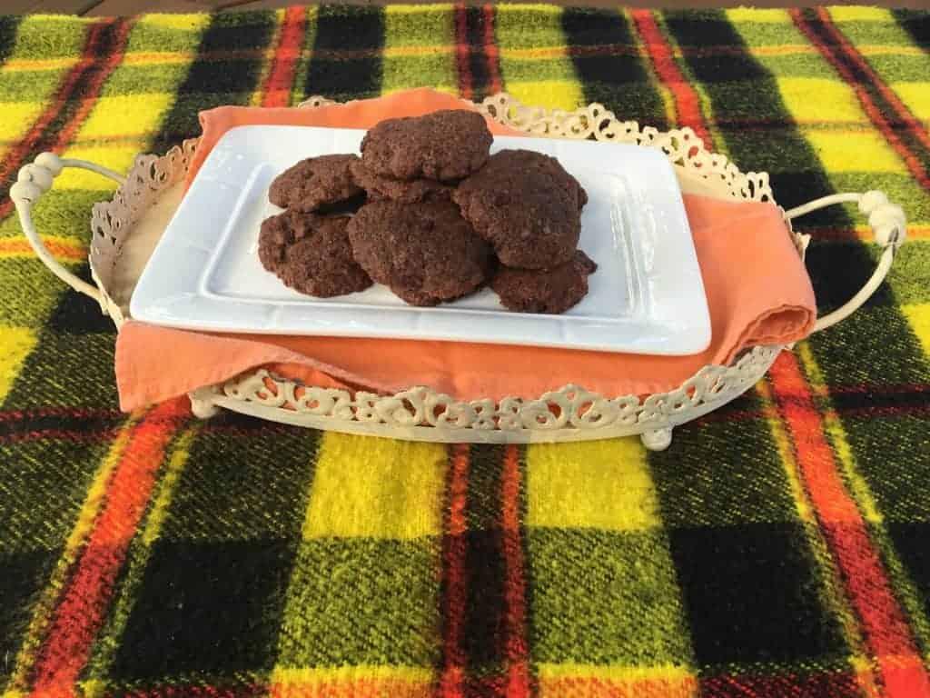 Double Chocolate Beet Cookies