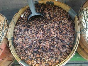 Dry Beans at Farmer's Market