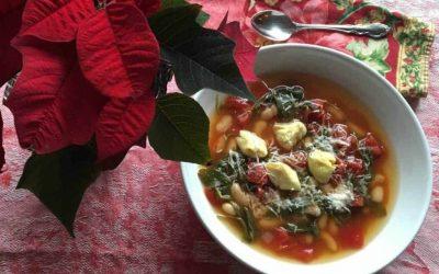 Italian Christmas Soup