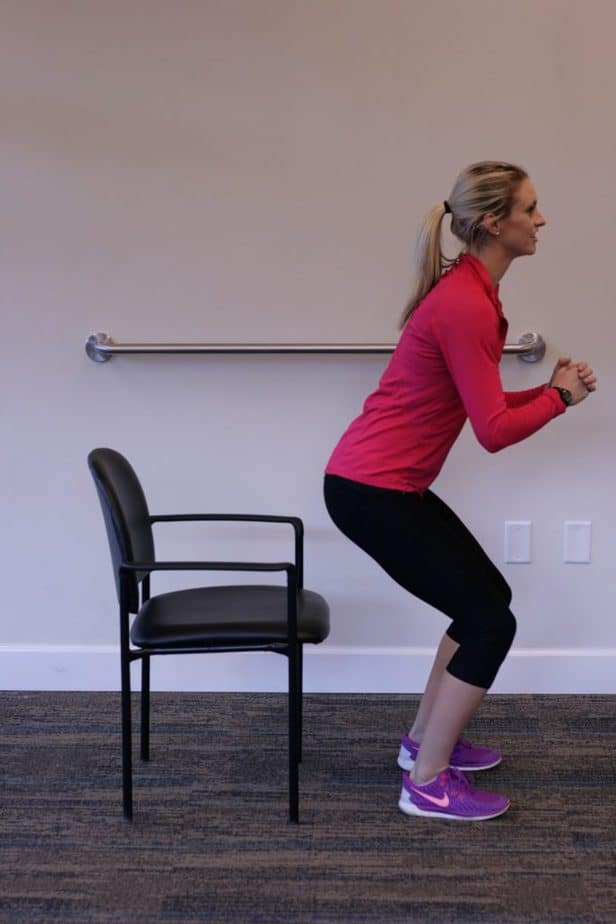 Exercise for Sitting