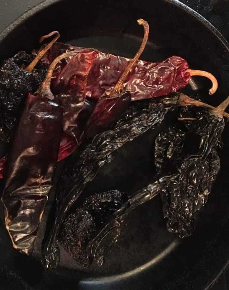 Dried Chilies Great Staple for the Pantry