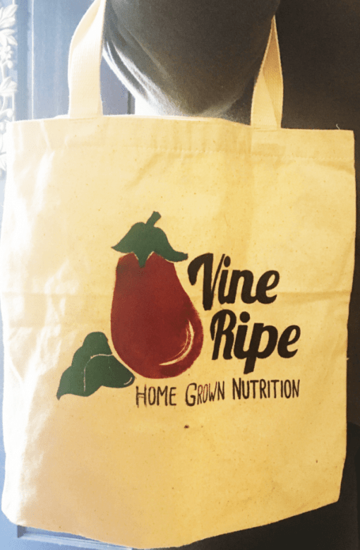 vine ripe nutrition bag