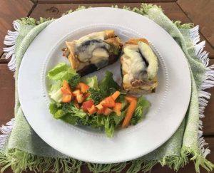 Avocado Tempeh Tartine