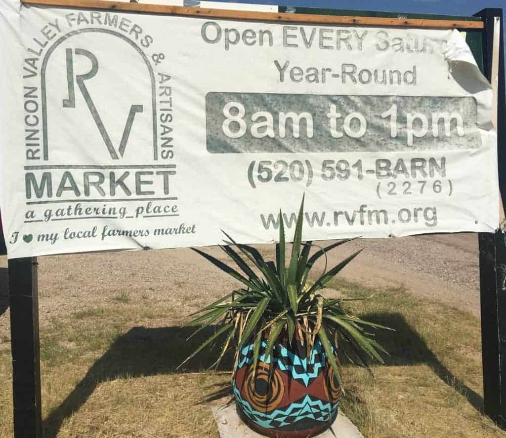 Tuscon Area Farmers' Markets