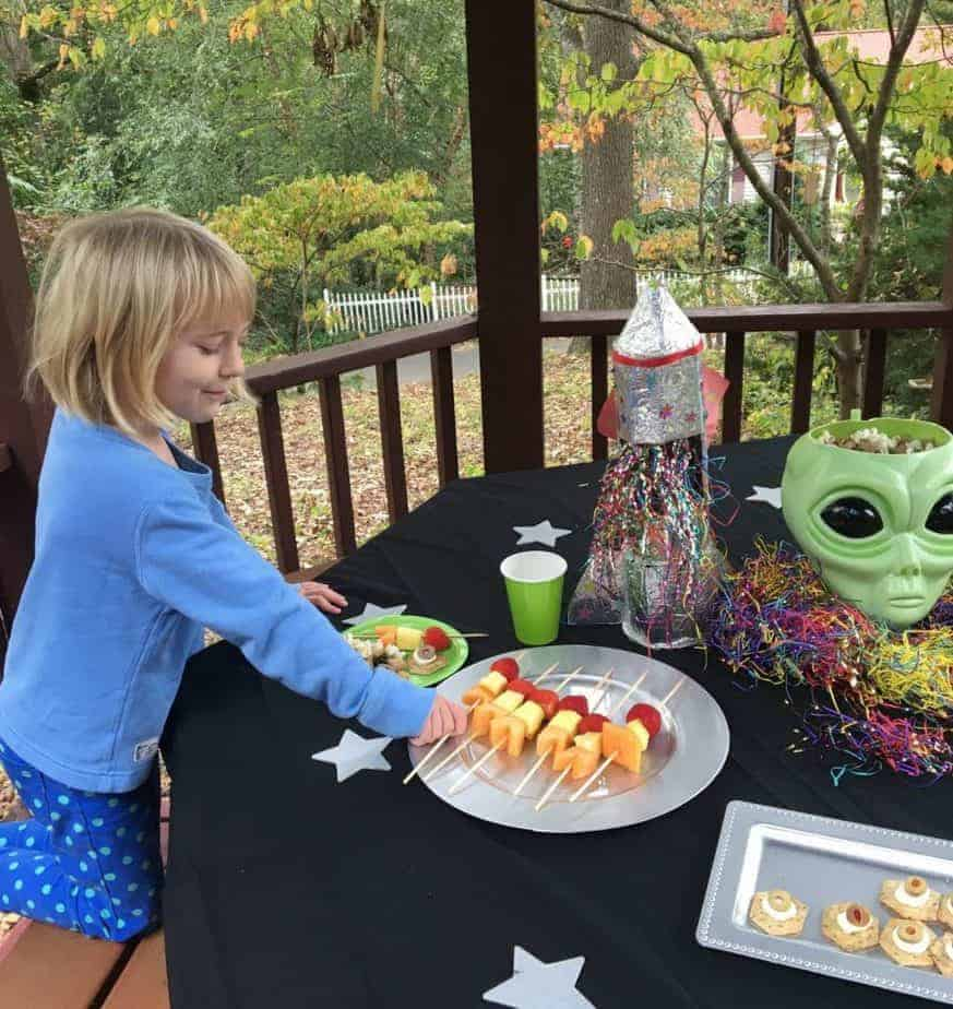 Healthy Halloween Party Ideas