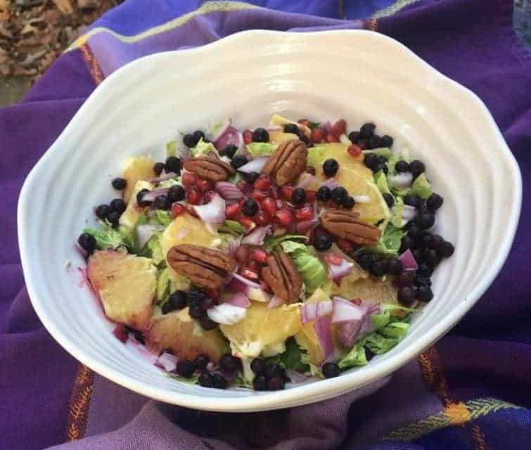 Colorful Brussels Sprouts Recipe
