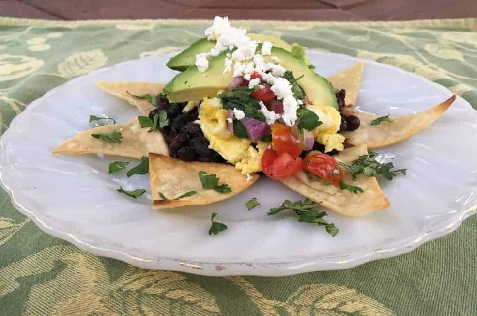 Heuvos Rancheros: the king of brunch!