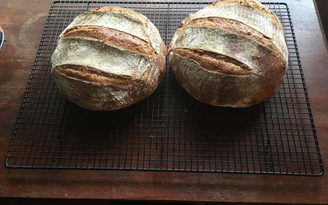 Super Hero Sourdough Bread