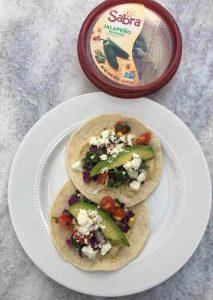 Crunch Summer Veggie Tacos
